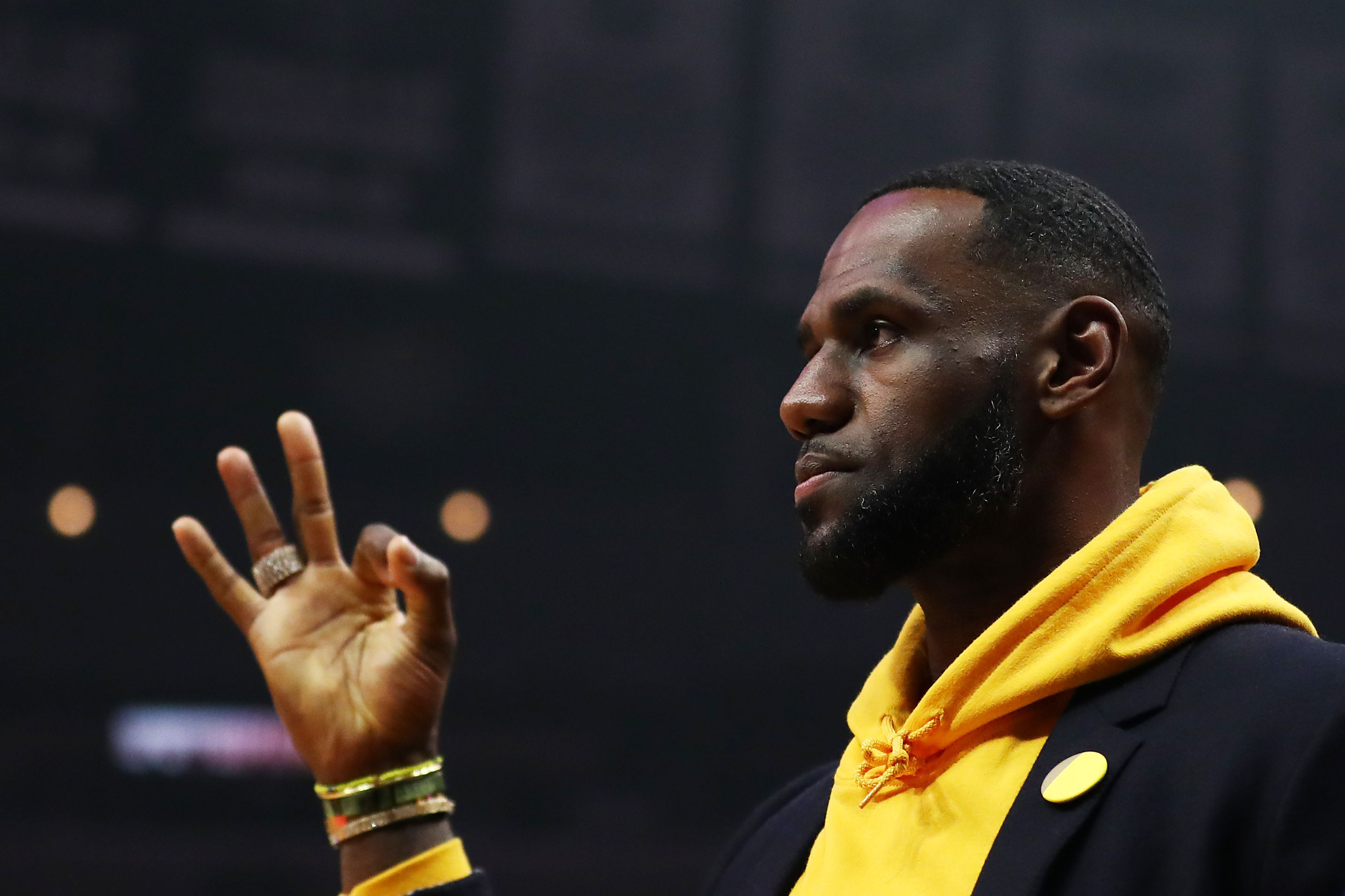 The Internet Just Dragged LeBron James For His 'Sexy' Squats. Here's How to Do Them Right.