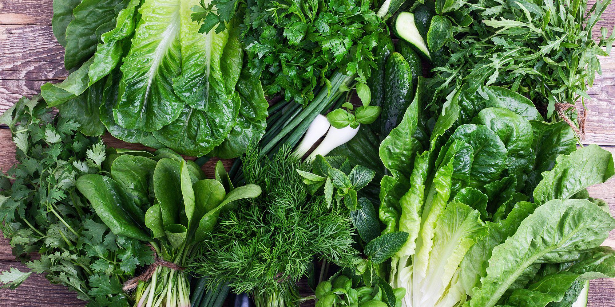 Beneficios Y Propiedades De La Lechuga En La Dieta