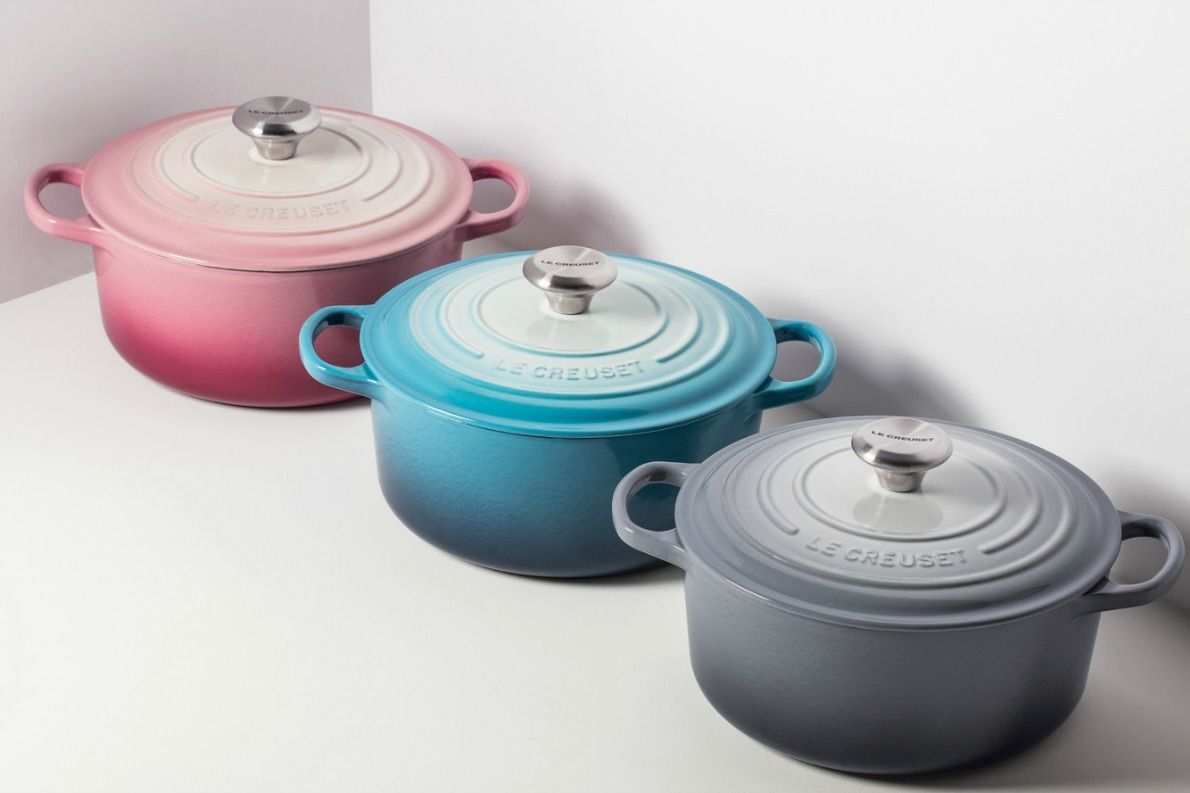 Le Creuset Ombre Collection Is On Sale At Nordstrom Rack
