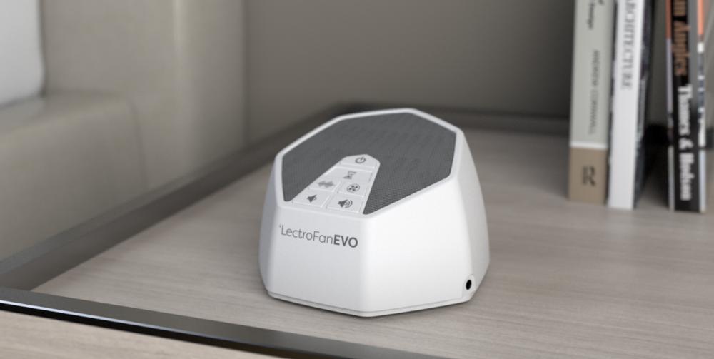 Lectrofan Evo White Noise Machine Review Lectrofan Evo