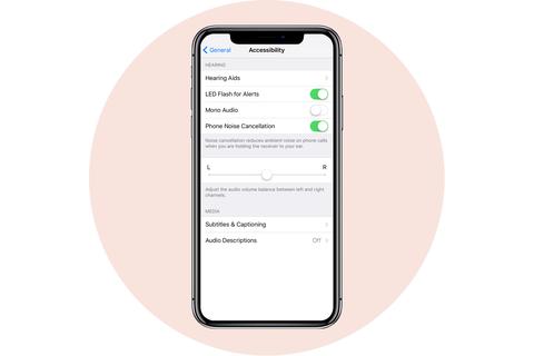 led flash alert apple iphone