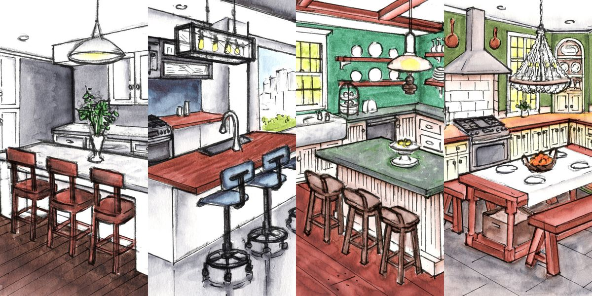 accents  finishes   timeless kitchen