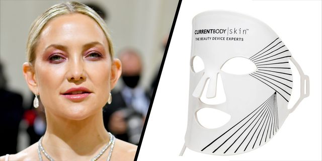 led mask loved by celebrities