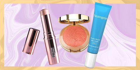 Cosmetics, Product, Pink, Beauty, Cheek, Skin, Eye, Lip, Eye shadow, Lipstick,