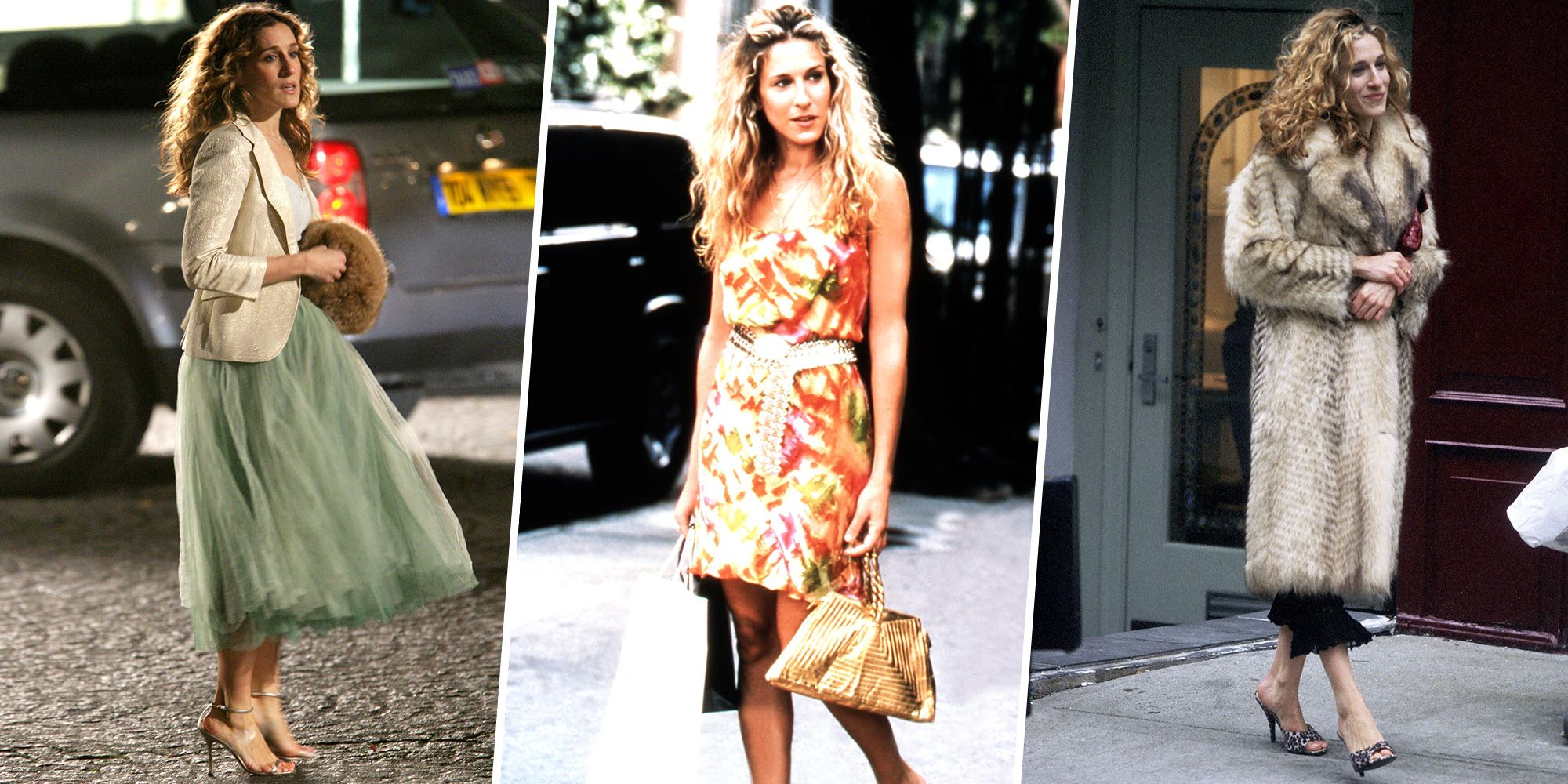 Carrie Bradshaw Sex And The City Get The Look Trends
