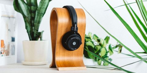Headphones, Gadget, Audio equipment, Technology, Electronic device, Headset, Plant, Wood,