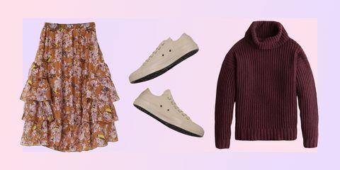Clothing, Outerwear, Footwear, Fashion, Sleeve, Sweater, Wool, Shoe, Jacket, Pattern,