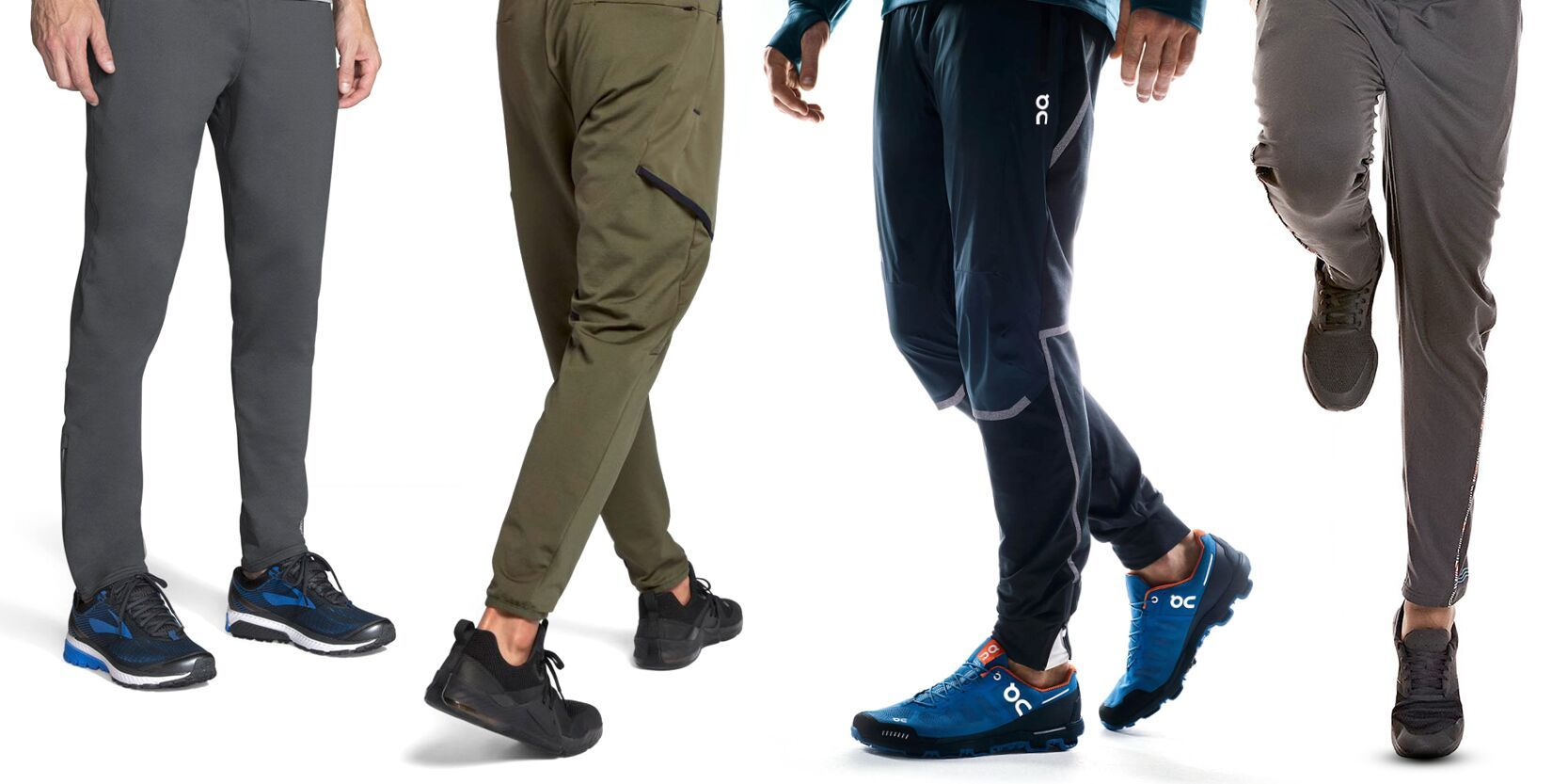 8 Men's Workout Pants for When You're Tired of Running in Tights