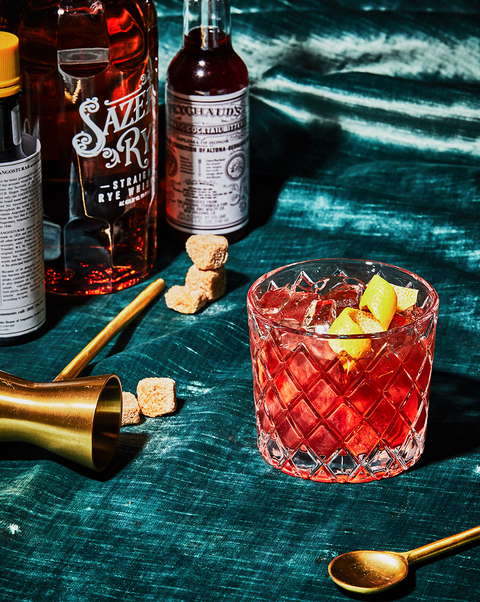 Best Sazerac Recipe How To Make A Sazerac Cocktail New