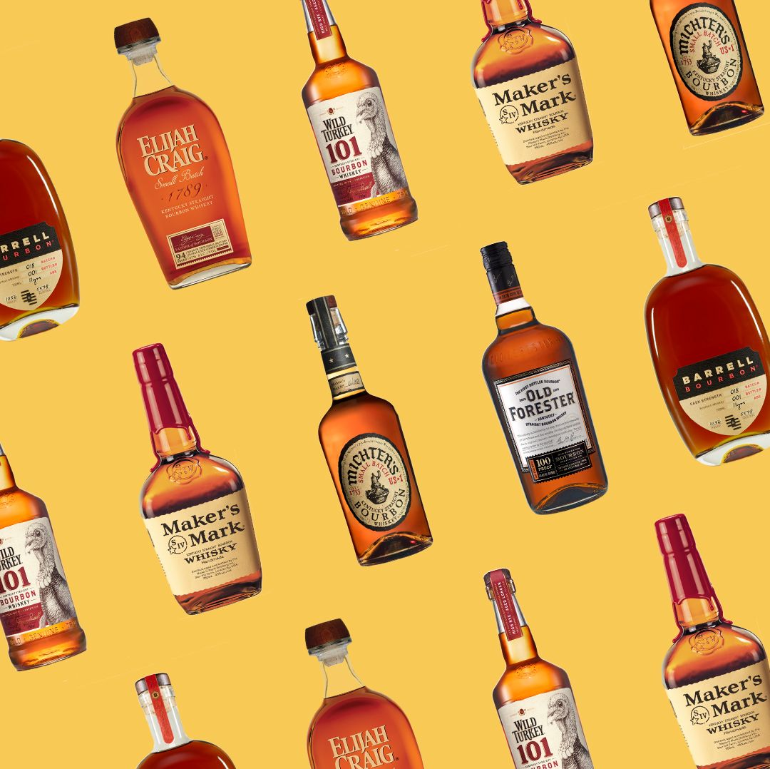 10 Best Bourbon Whiskey Brands to Drink Right Now