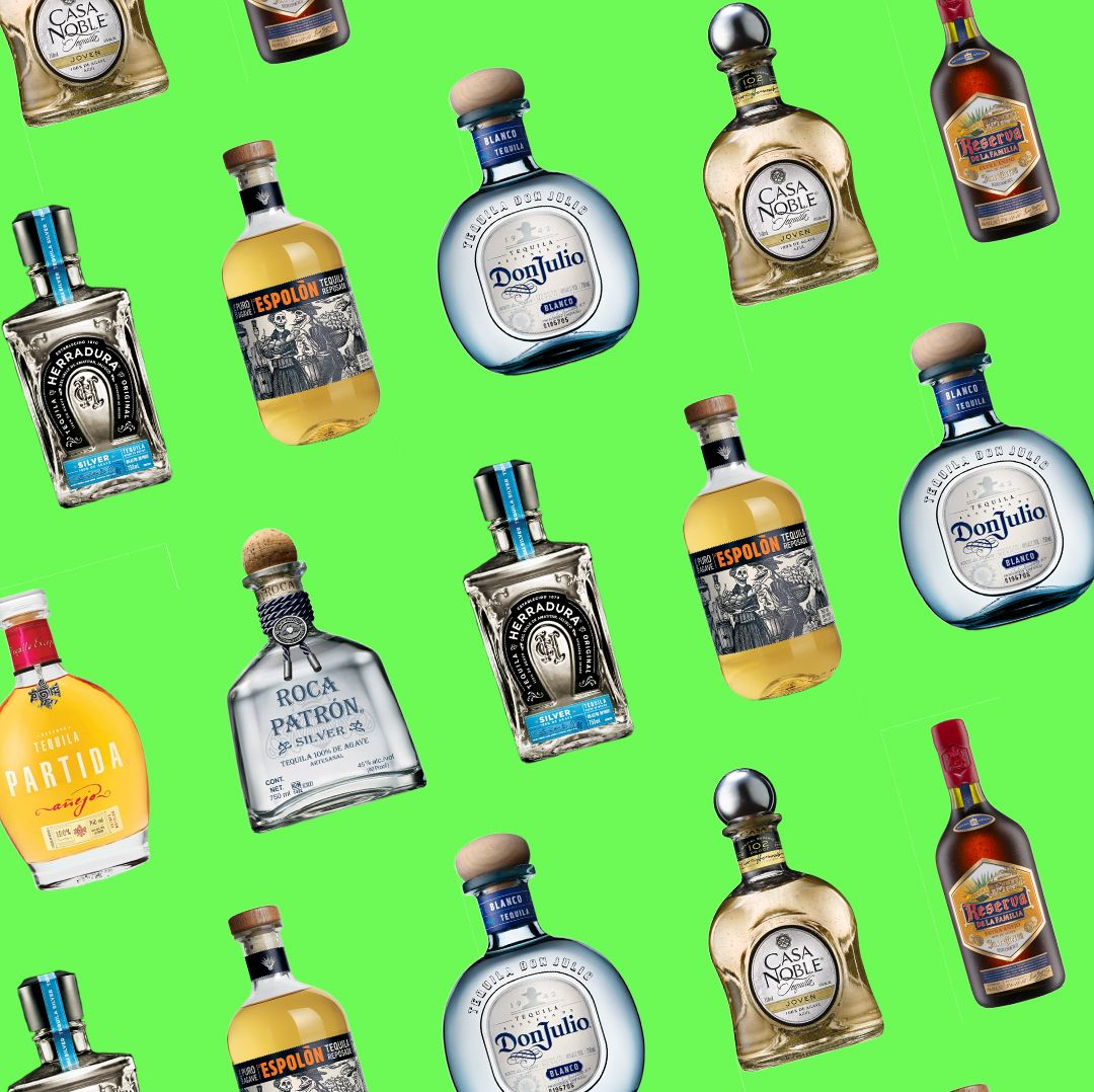 12 Best Tequila Brands to Drink Right Now