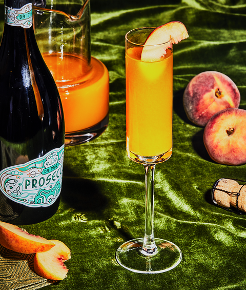 How To Make A Bellini Cocktail