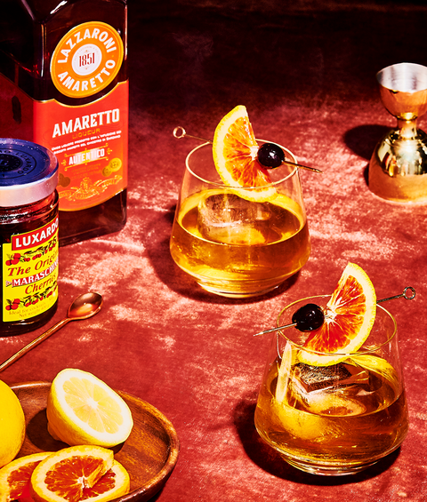 Best Amaretto Sour Cocktail Recipe