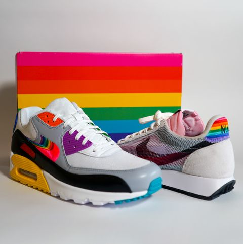 check out 3169f 5ac27 Nike BETRUE Air Max 90 and Tailwind 79 Sneakers - The Story ...