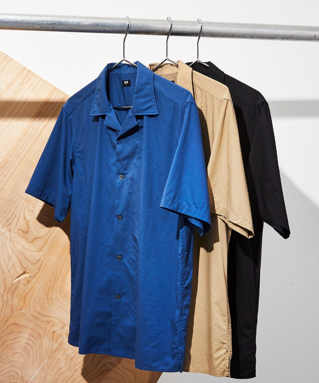 Uniqlo's $30 Camp-Collar Shirt Will Transform Your Entire Summer Wardrobe