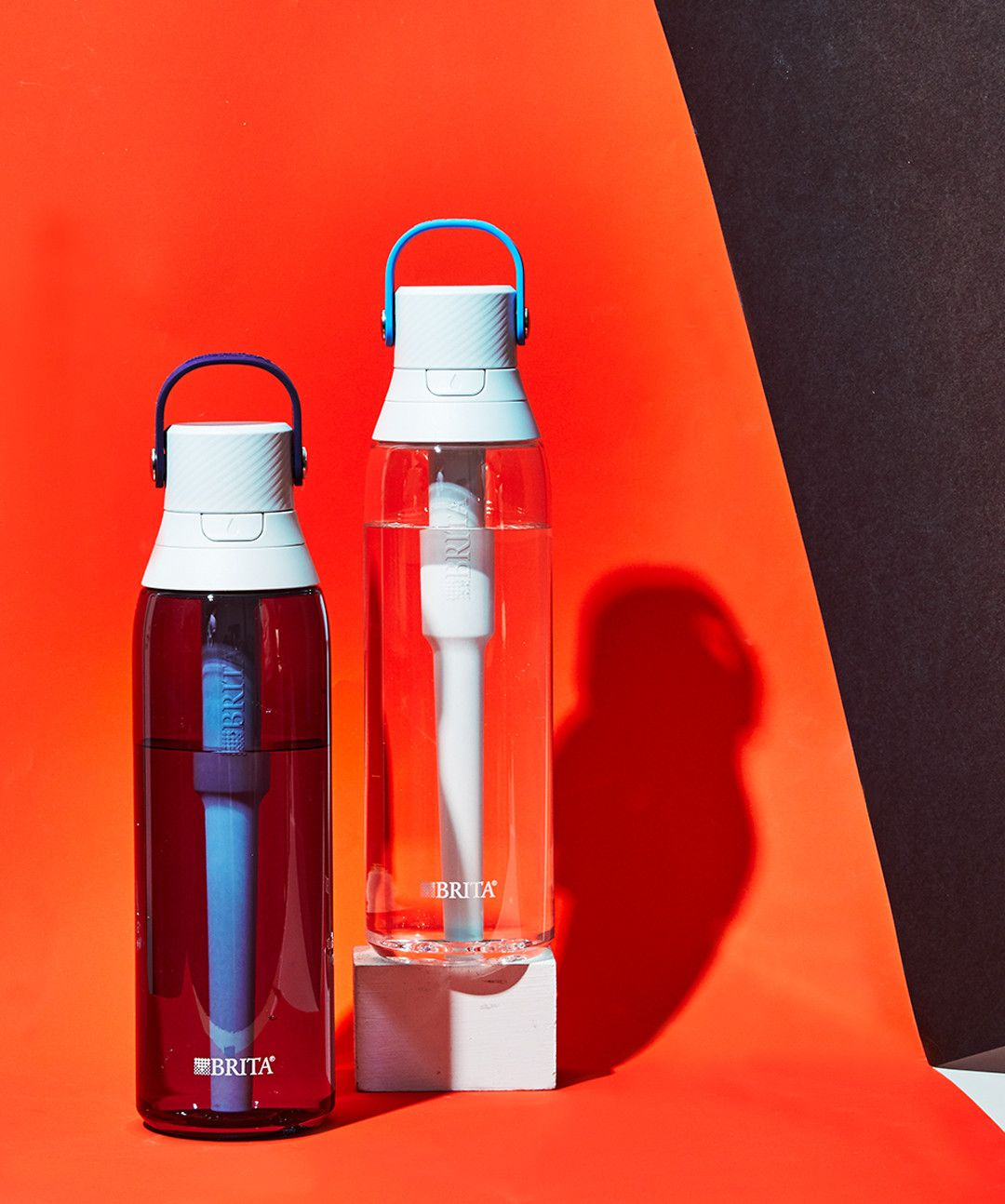 Brita's Filtered Water Bottle Will Solve Every Water Bottle Annoyance You've Ever Had