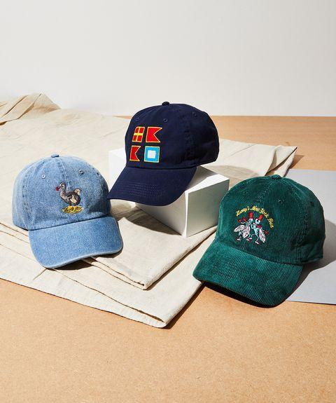 Rowing Blazers Baseball Caps - Stylish Summer Hats For Men
