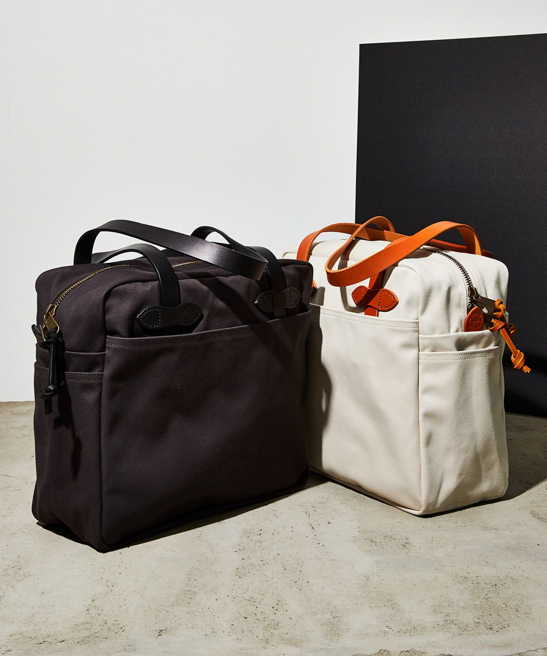 Filson's Zippered Tote Will Convince You to Use a Tote Bag