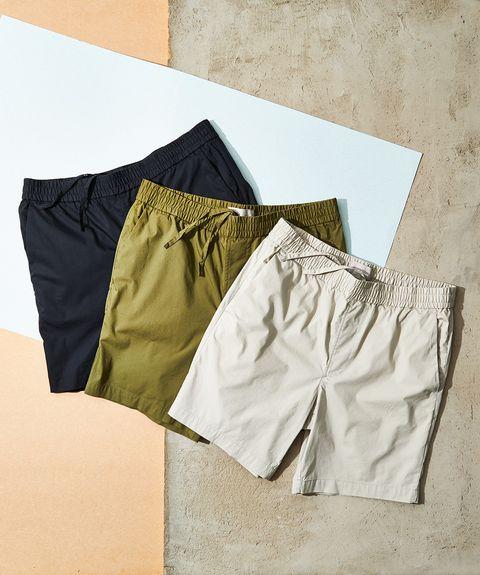 Clothing, Khaki, Shorts, Trousers, Beige, Pattern, Paper,