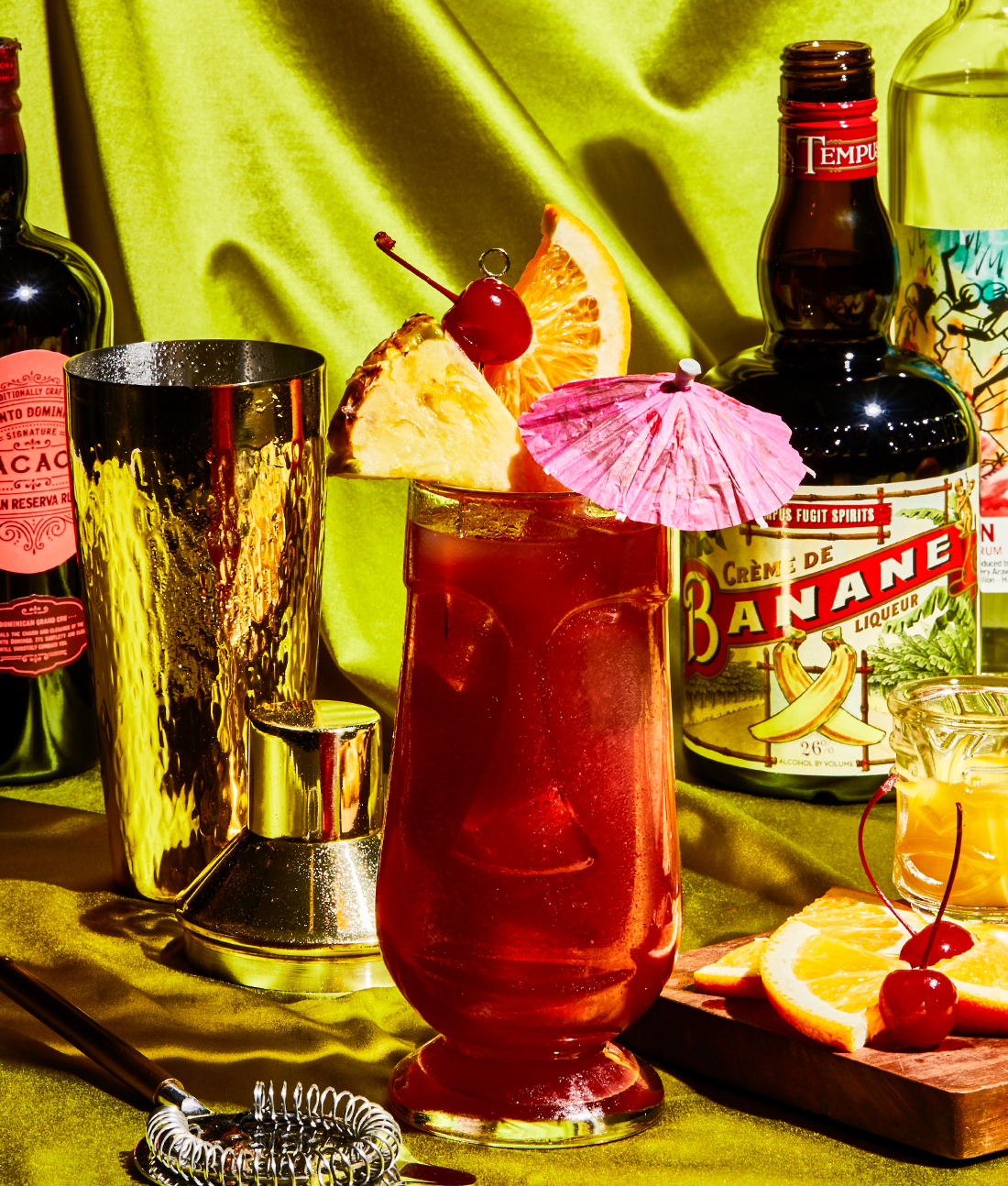 How to Make a Rum Runner