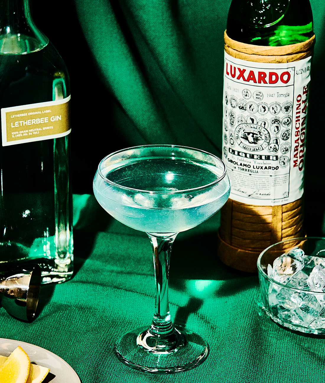 How to Make an Aviation Cocktail