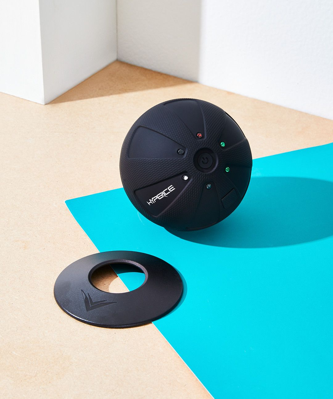 Hyperice's Hypersphere Mini Massage Therapy Ball Will Ease Your Achy, Tension-Filled Muscles