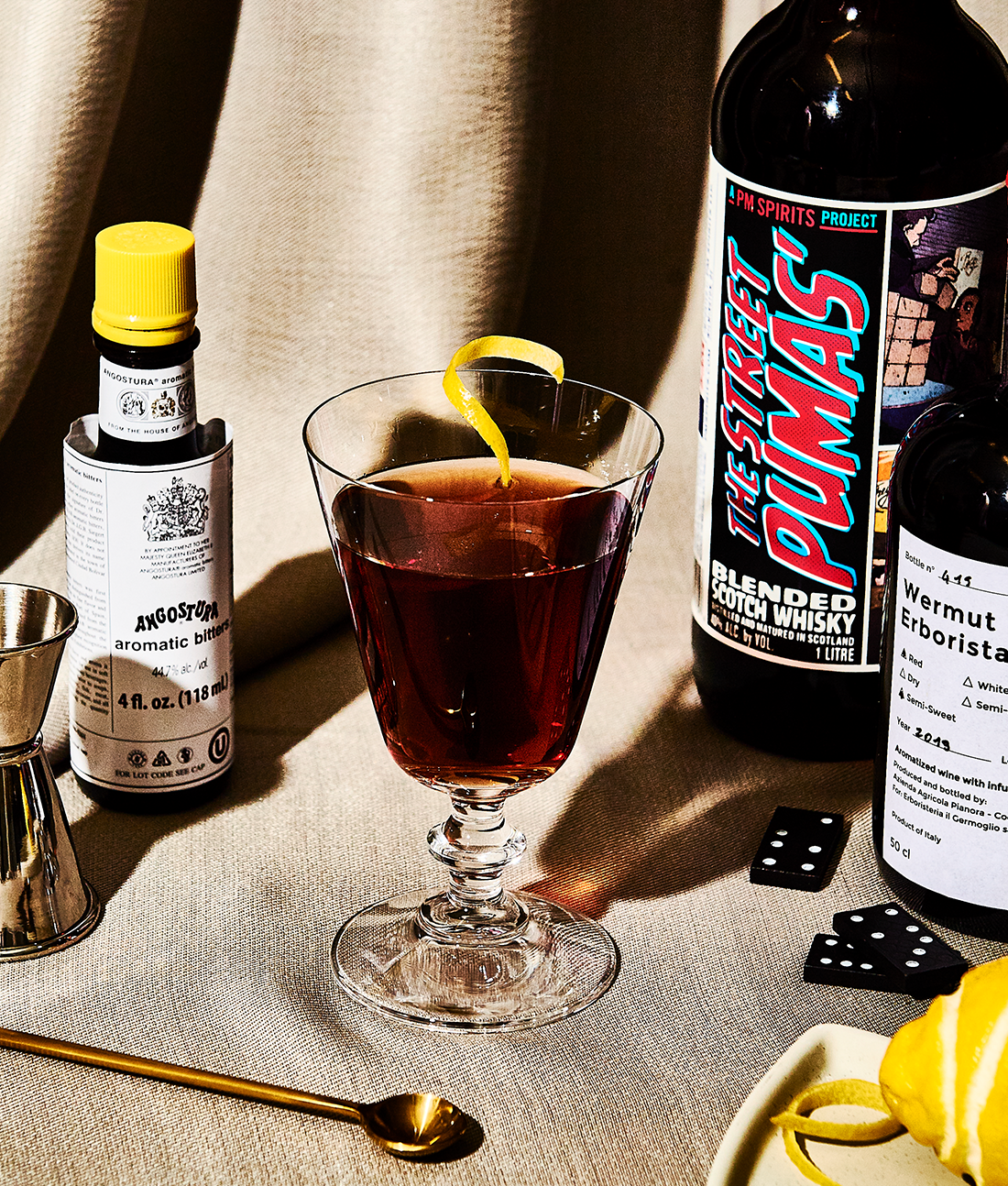 How to Make a Rob Roy