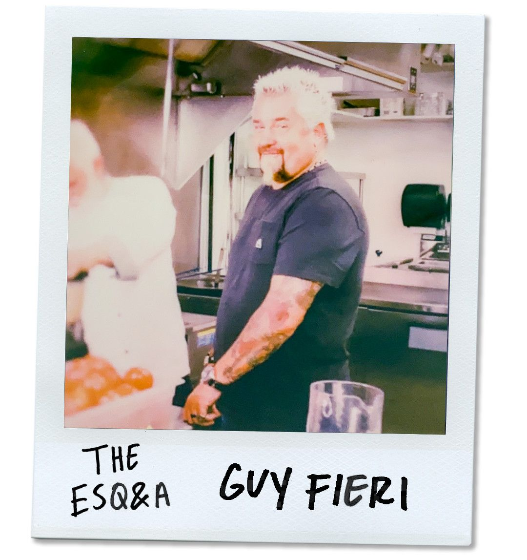Guy Fieri Knows How to Laugh At Himself. That's Why He Has Instagram's Best Meme Account.