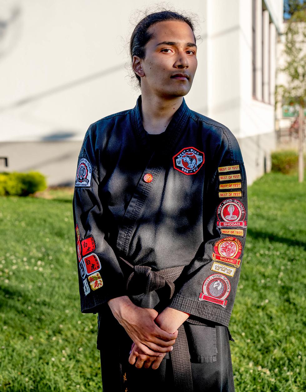 Escape Velocity: The Astonishing Life of 17-Year-Old Jeffrey Martinez