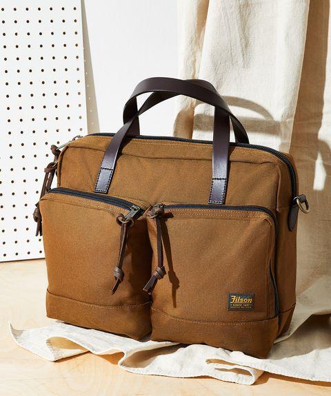 Bag, Handbag, Brown, Product, Hand luggage, Baggage, Tan, Khaki, Leather, Fashion accessory,