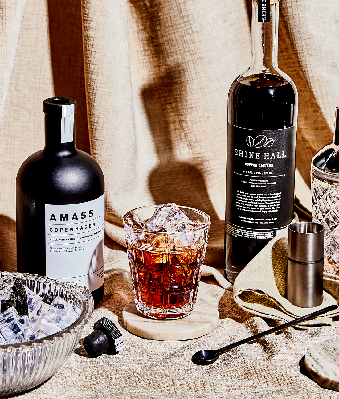 How to Make a Black Russian