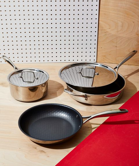 Sardel Cookware Makes The Best Stainless Steal Pans From Italy