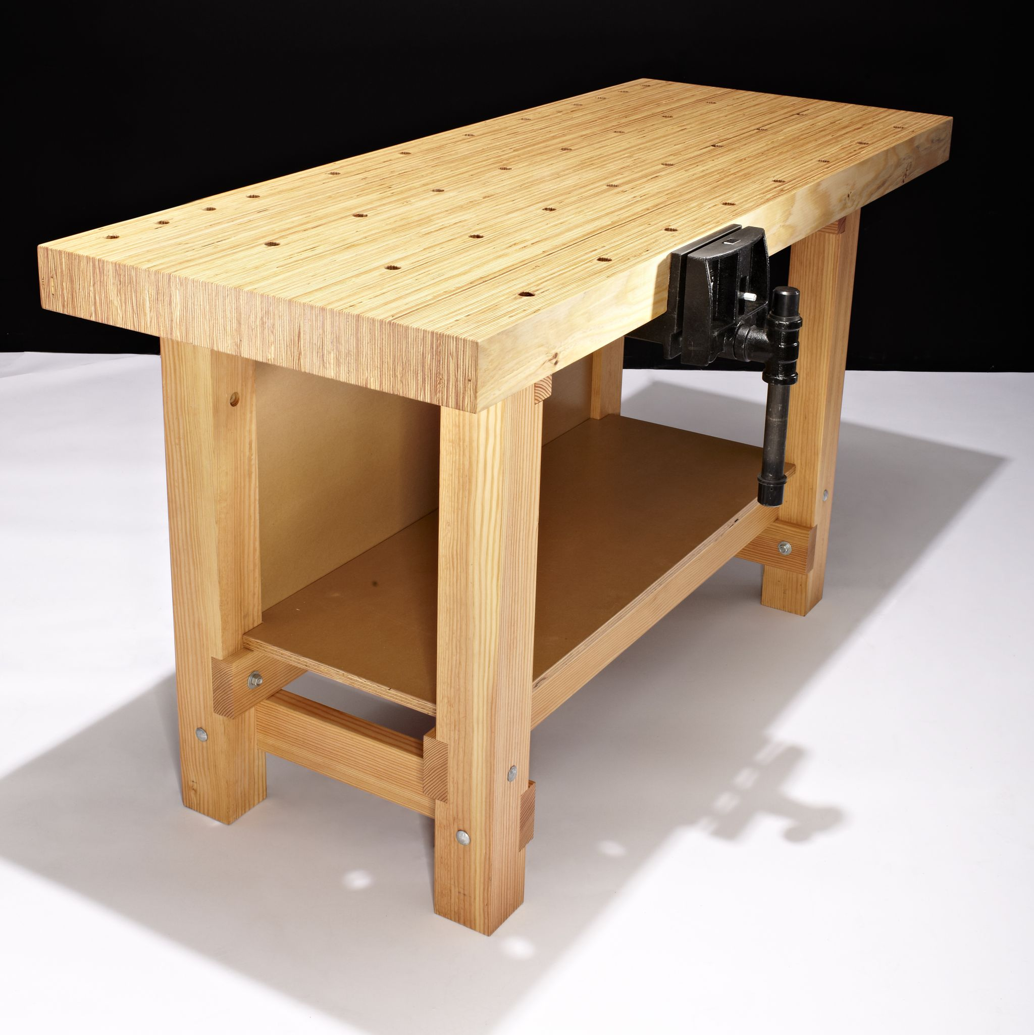 How To Build the Ultimate DIY Workbench