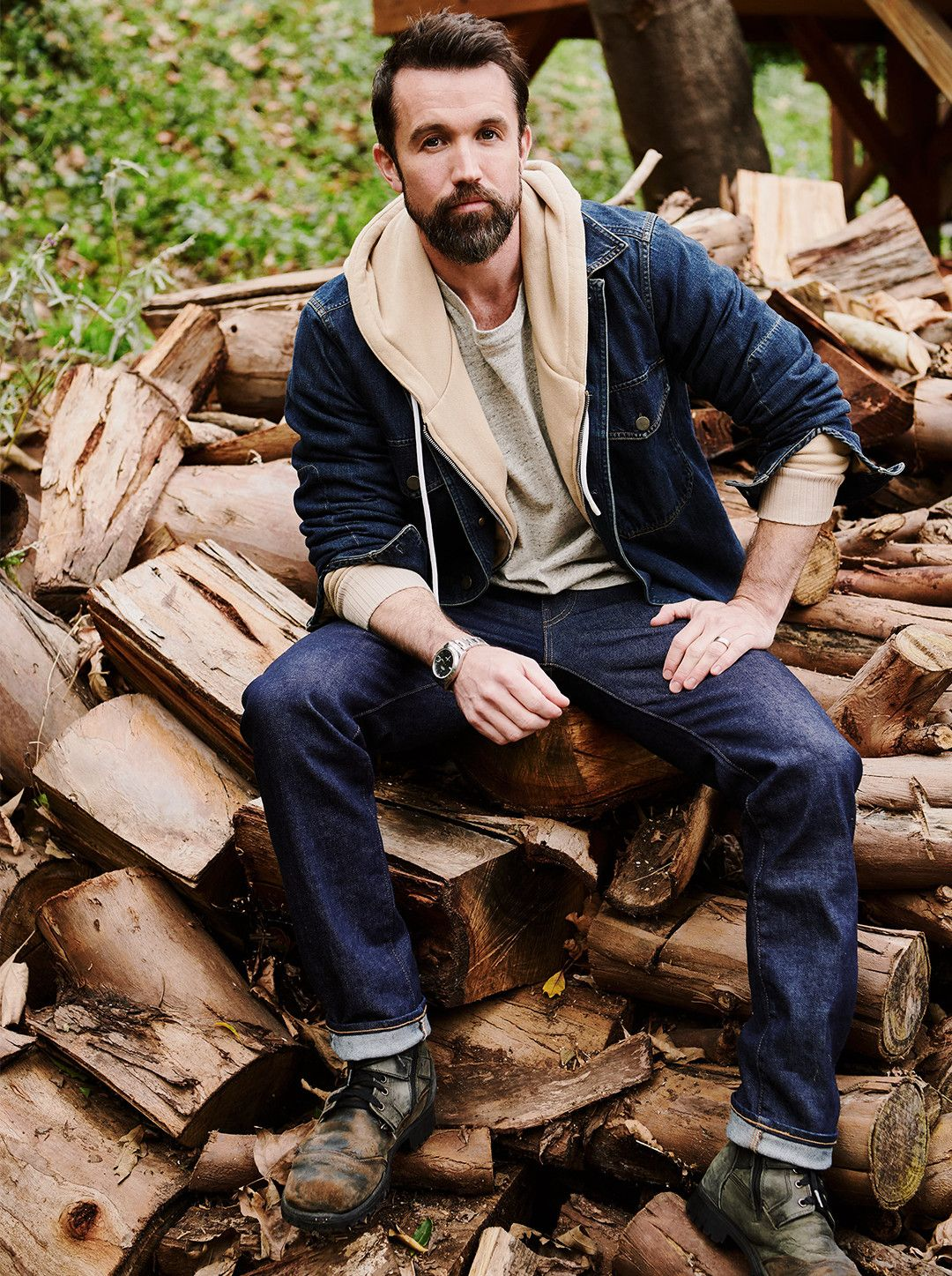 Rob McElhenney Is Ready for His Next Quest
