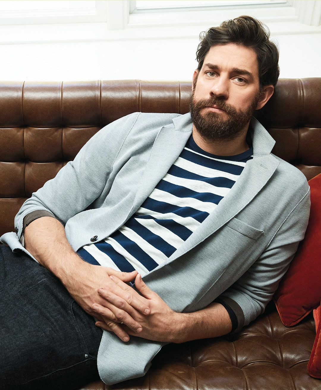 John Krasinski's Second Act Didn't Pick Up Where Jim Left Off. You Mad?