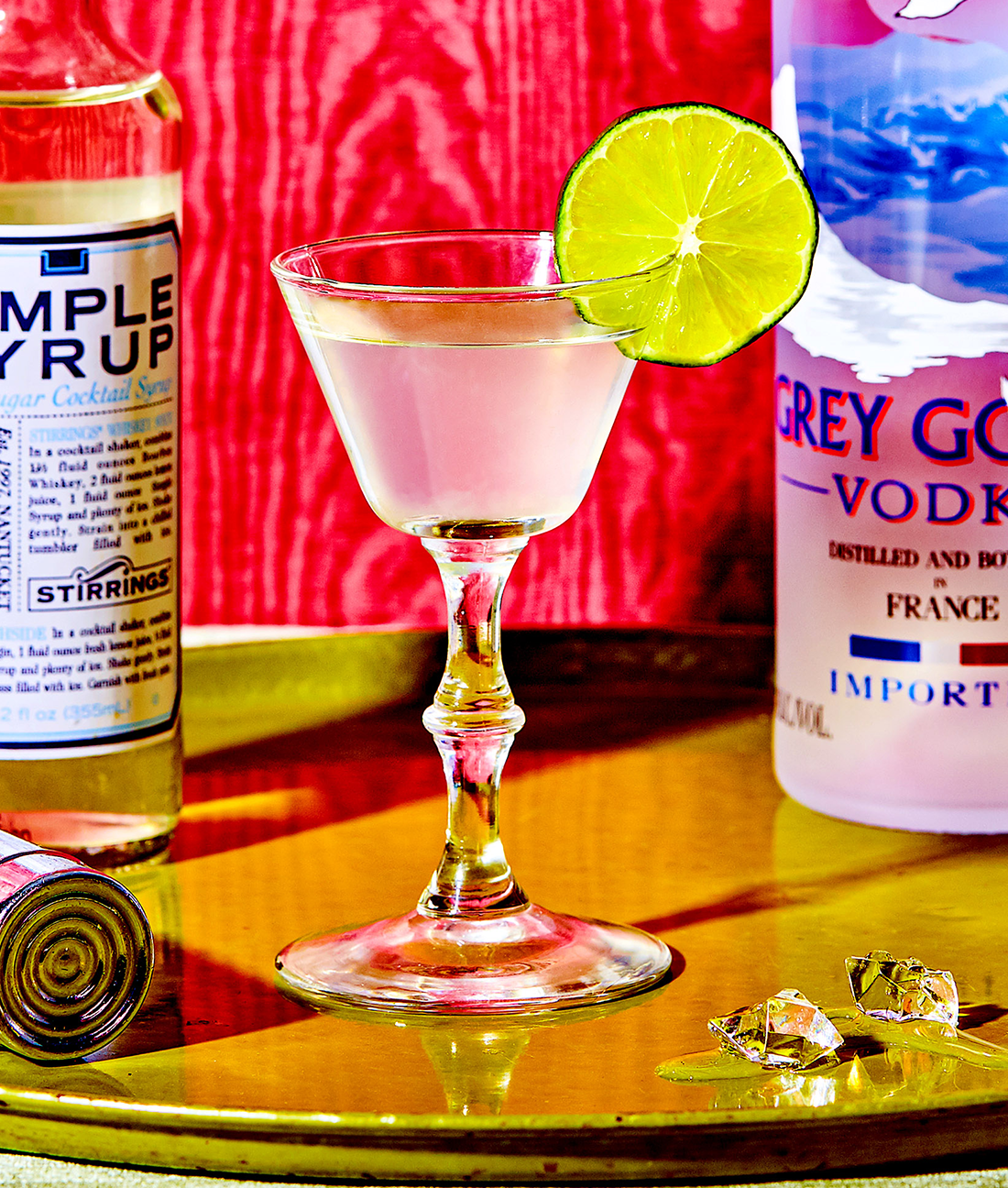 How to Make a Vodka Gimlet