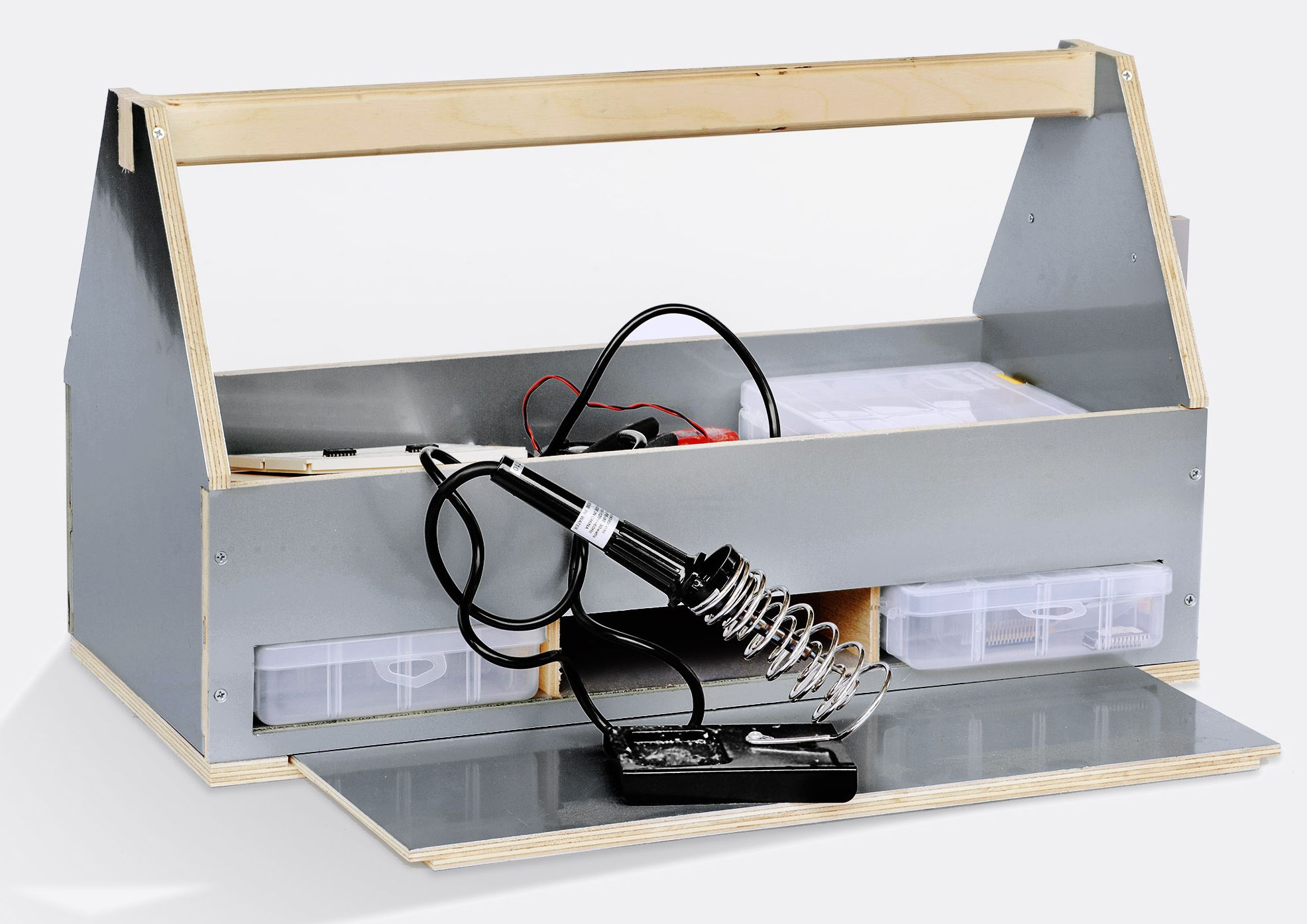 Build This Customizable A-Frame Toolbox