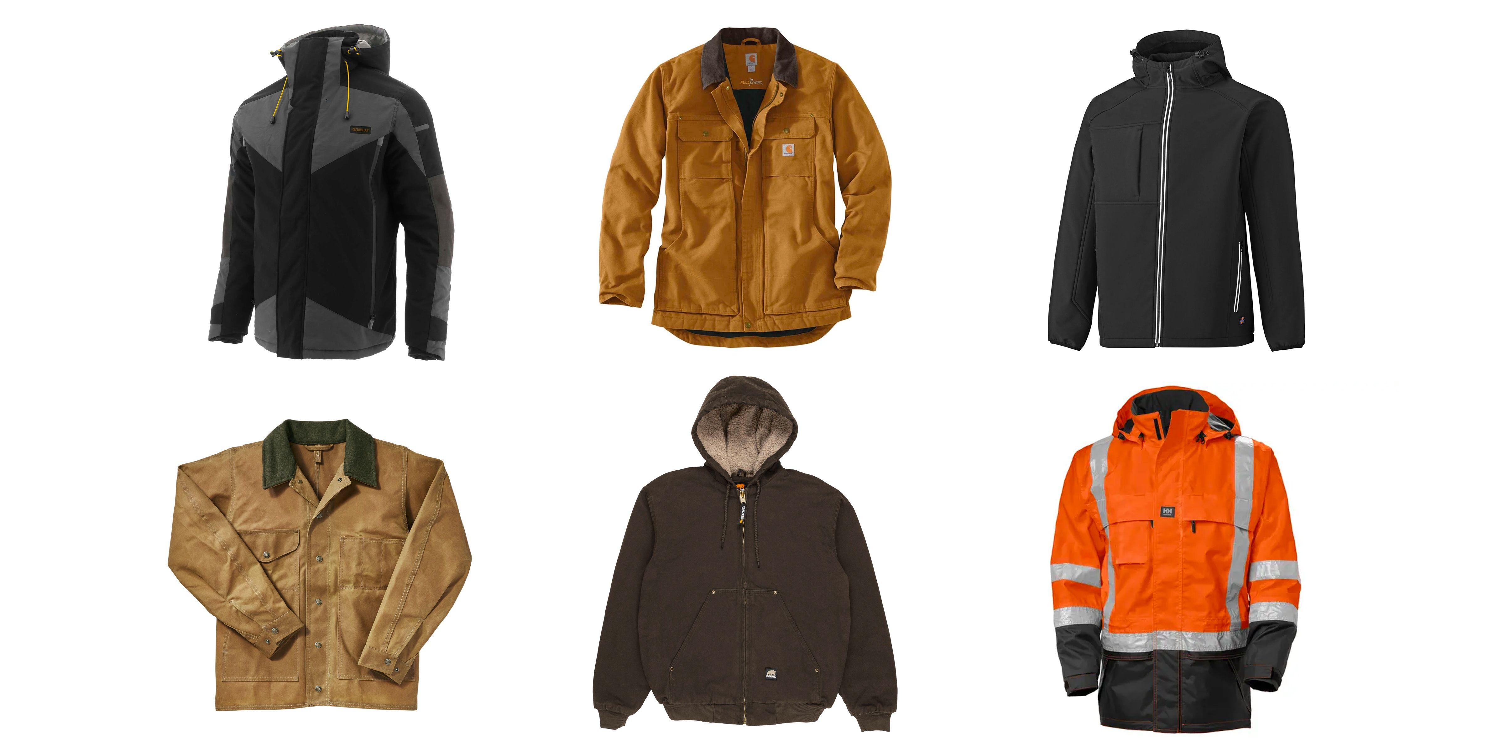 Best Workwear Jackets 2021 | Workwear Jacket Reviews