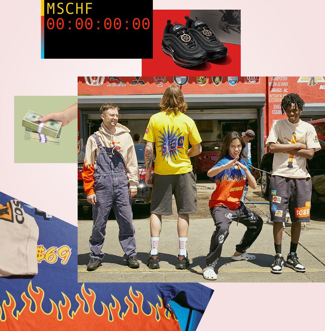 Inside MSCHF's Bold, Brilliant, Slightly Unhinged Plan to Shake Up Streetwear