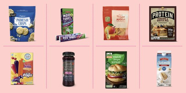 month of after school snacks from aldi