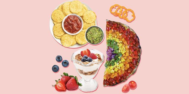 mix and match snacks for back to school