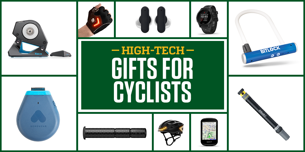 10 Cutting-Edge Gifts for Tech-Loving Cyclists