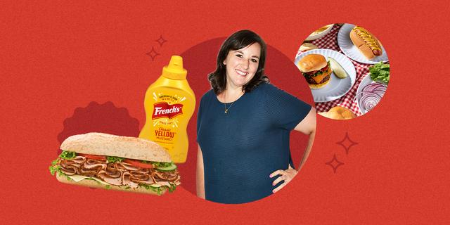 mazine gore sandwich collage