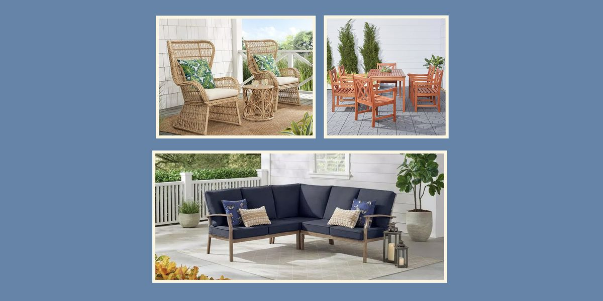 5 Summer-Ready Patio Looks (And The Furniture and Decor To Make It Happen)