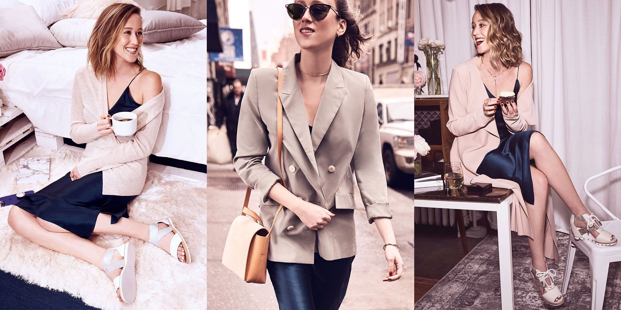 Rosa jacke outfit