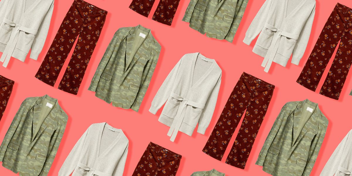 These Must-Have Wardrobe Staples Will Keep You Cool Through Hot  Flashes