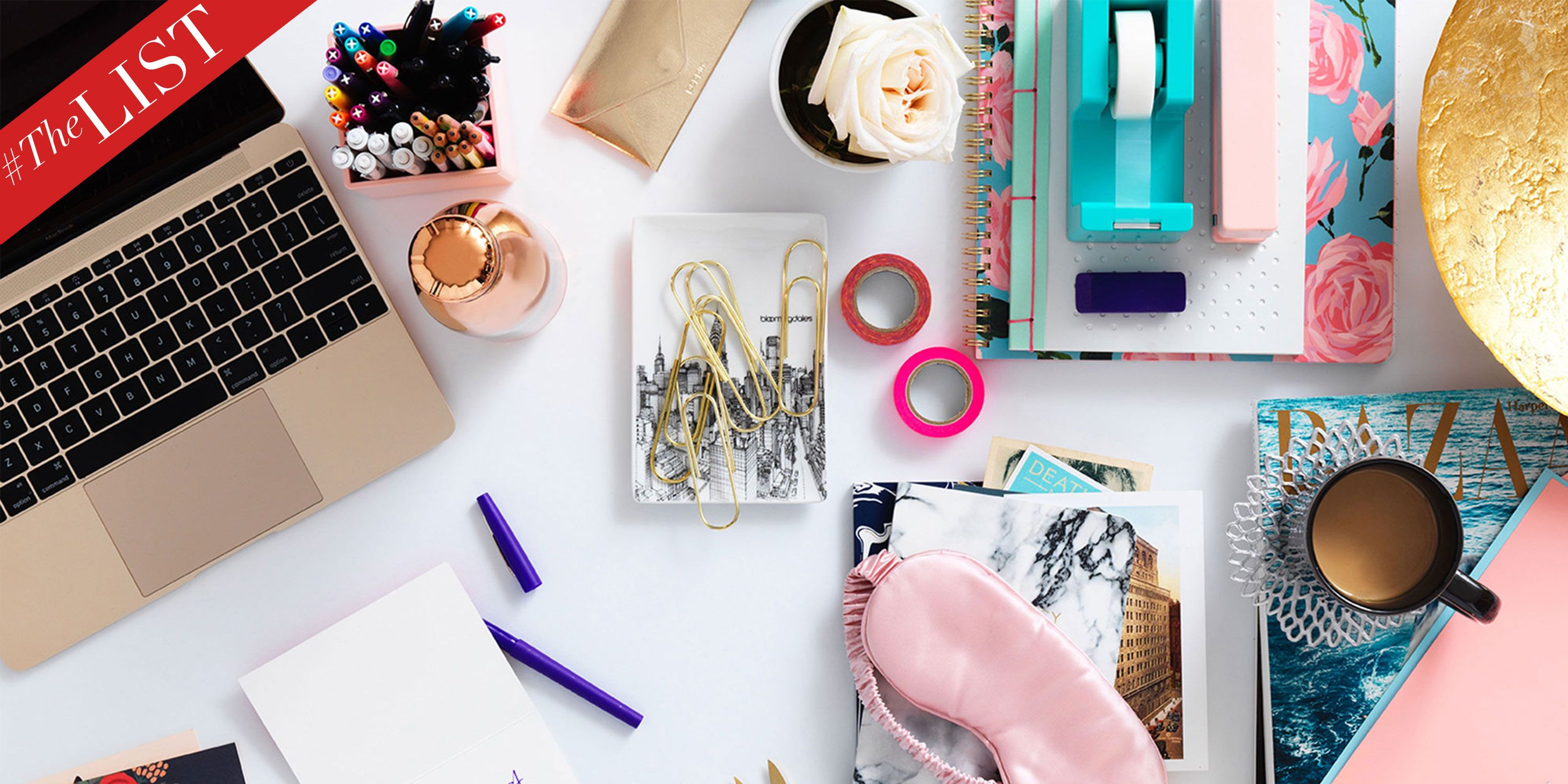 TheLIST: How to Style Your Dream Office