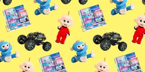 Toy, Cartoon, Monster truck, Vehicle, Illustration, Games, Art,