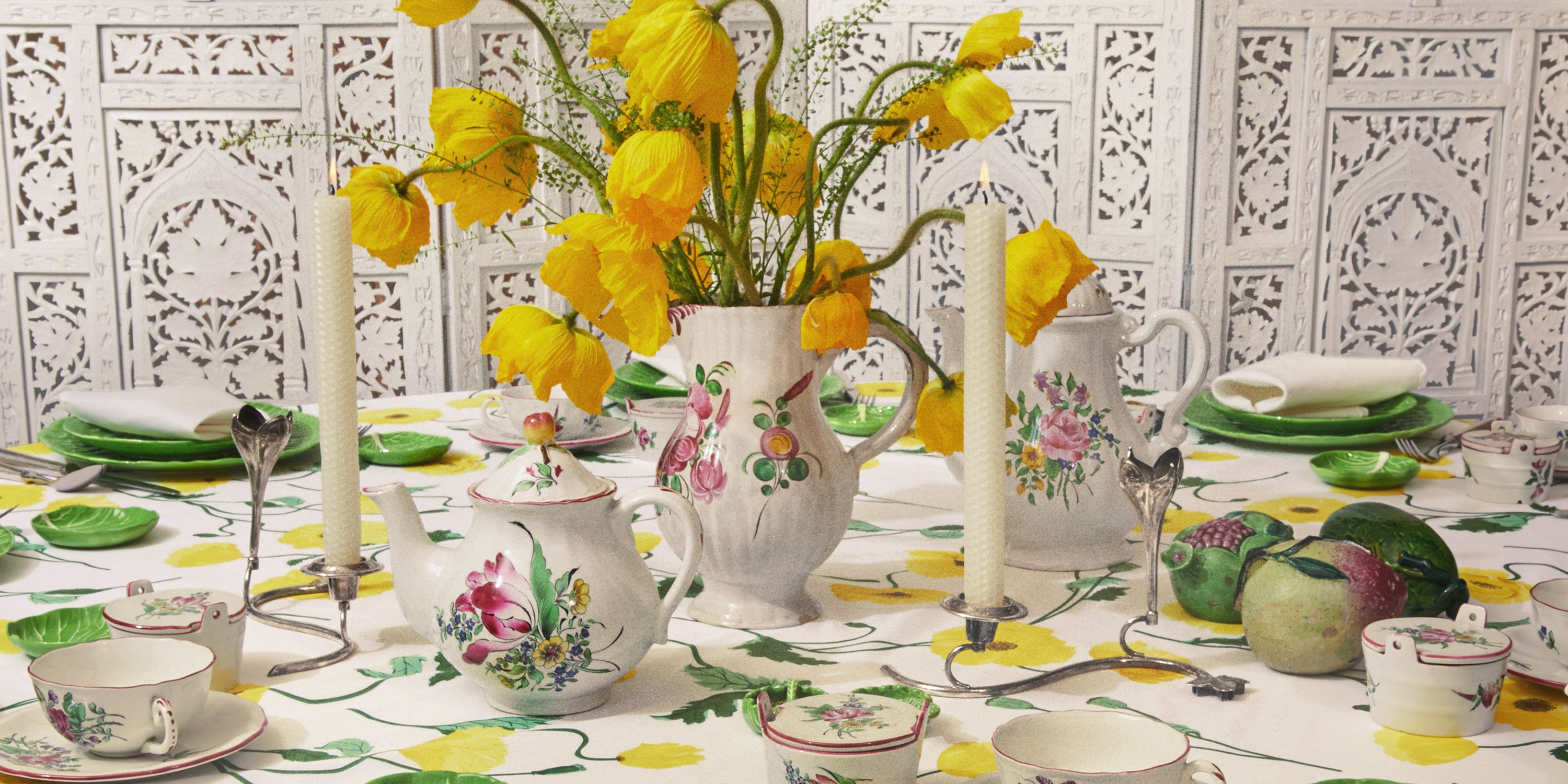 Tory Burch Just Launched a Garden-Inspired Home Line With Moda Operandi