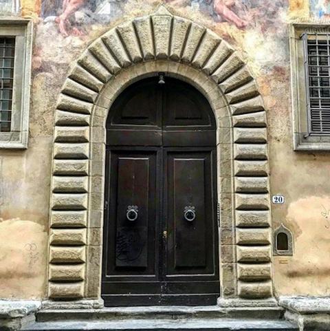Wine Windows of Florence